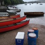 Launching at Bantham